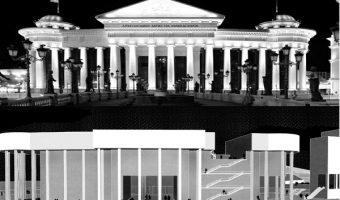 """ВЕНЕЦИЈА: """"СКОПЈЕ 2014"""" НЕ Е АРХИТЕКТОНСКИ ПРОЕКТ, ВО ЕБЕ ЈА НЕМА ЛОГИКАТА НА ПРОФЕСИЈАТА"""