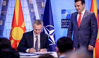 ВРАТАТА ВО НАТО ШИРУМ ОТВОРЕНА, РЕФЕРЕНДУМОТ Е ВЛЕЗНИЦАТА