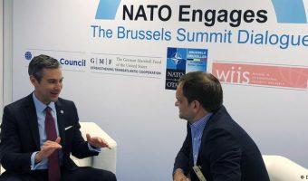 ВIИЛСОН: НАТО Е ГАРАНЦИЈА ЗА ИДНИНАТА НА МАКЕДОНИЈА