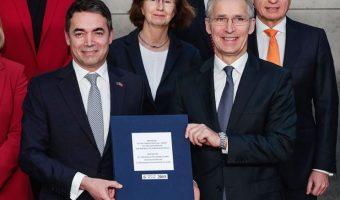 НАСКОРО РАТИФИКАЦИЈА НА ПРОТОКОЛОТ ЗА НАТО И ВО ЛОНДОН