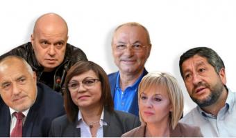 """""""РУСКИОТ РУЛЕТ"""" НА БОЈКО БОРИСОВ"""